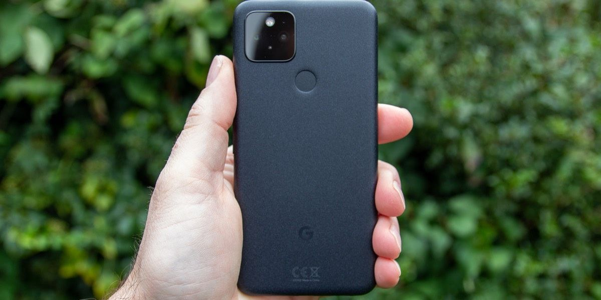 Modo recovery de Google Pixel
