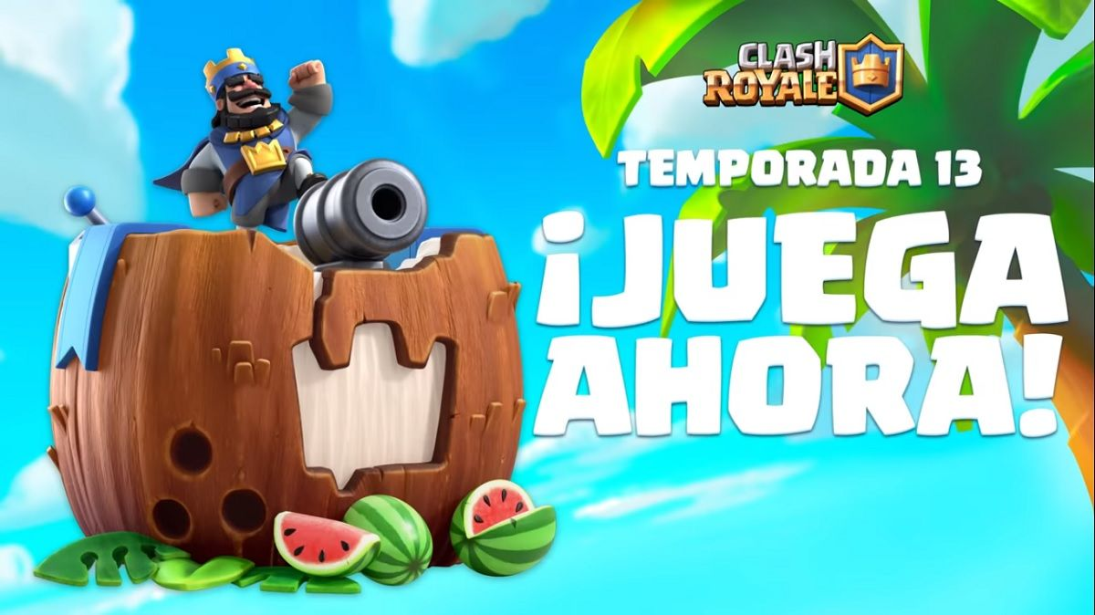 Modos de juego de la Temporada 13 de Clash Royale