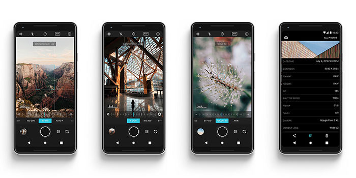 Moment Pro Camera para Android