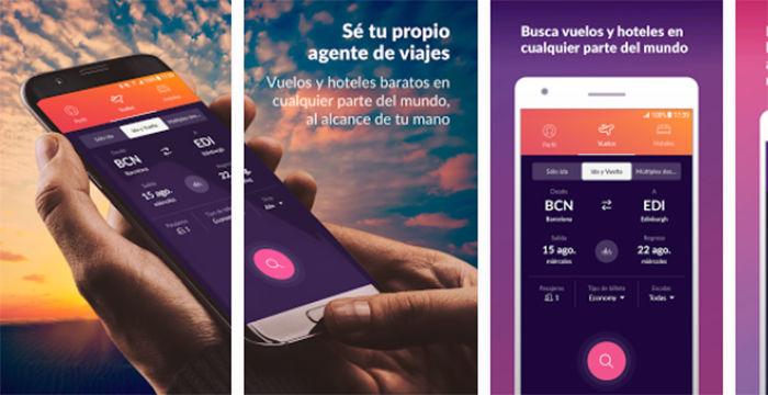 Momondo para Android