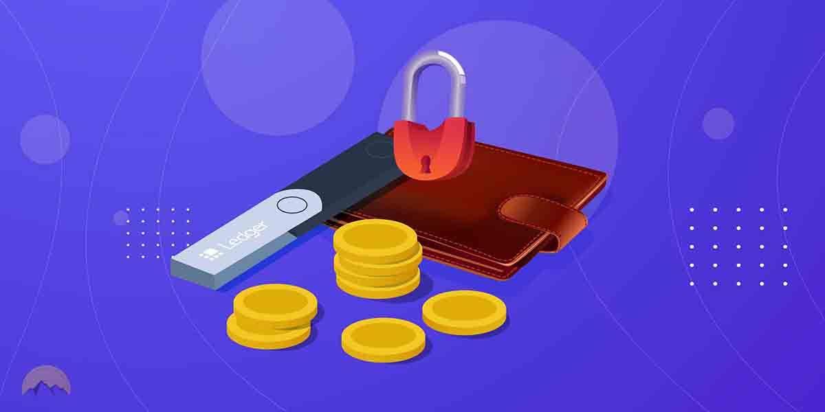 Monedero físico para guardar criptos