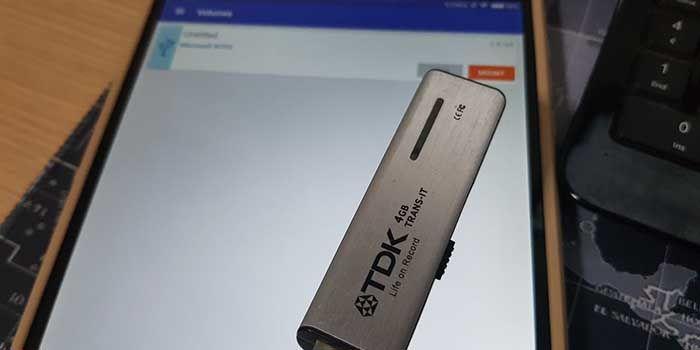 Montar disco duro NTFS Android USB OTG