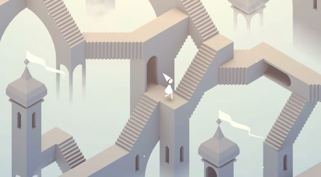 Monument Valley gratis para Android