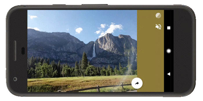 Motion Stills Android estabilizador