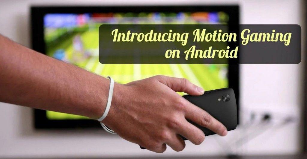Motion Tennis Cast en Android