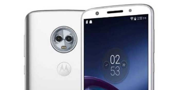 Moto E5 Plus filtrado real