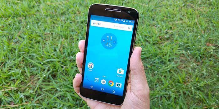 Moto G Play vuelve