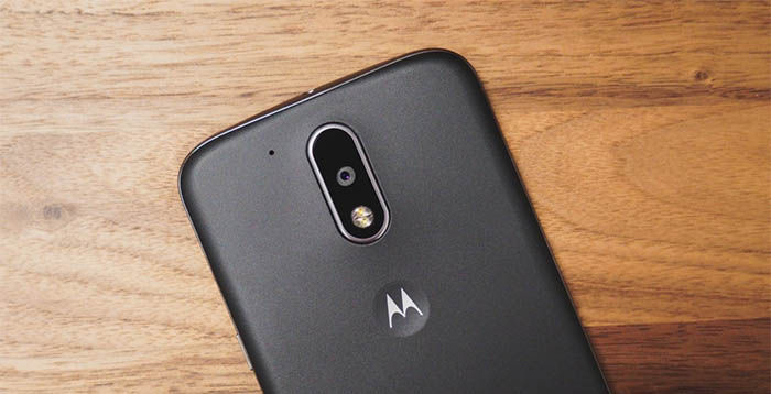 Moto G4 Play camara