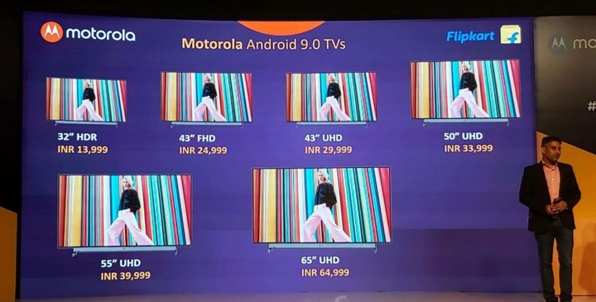 Moto TV lanzamiento