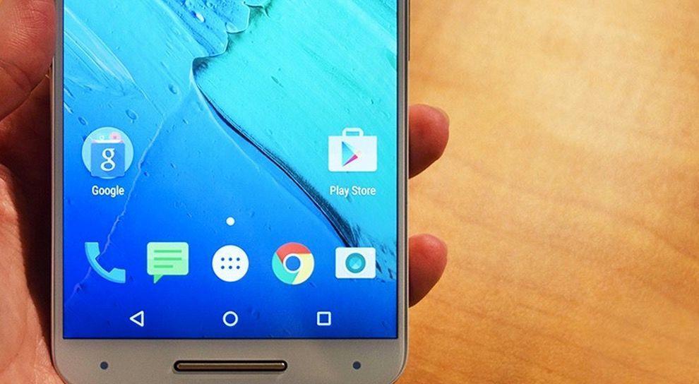 Moto X 2015 con Android nativo