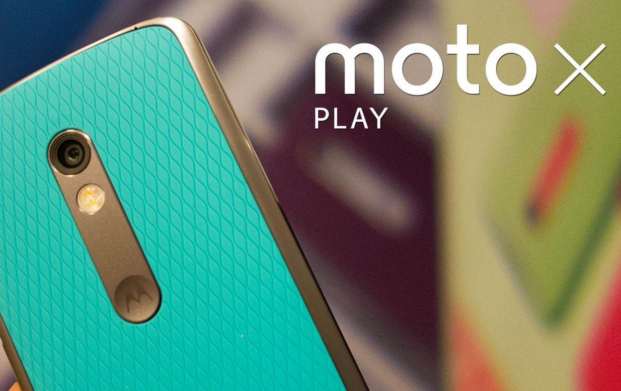 Precio y disponibilidad del Moto X Play en Europa