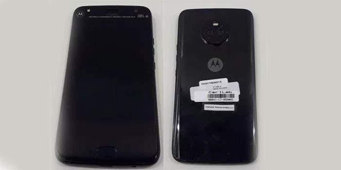 Moto X4 primeras imagenes
