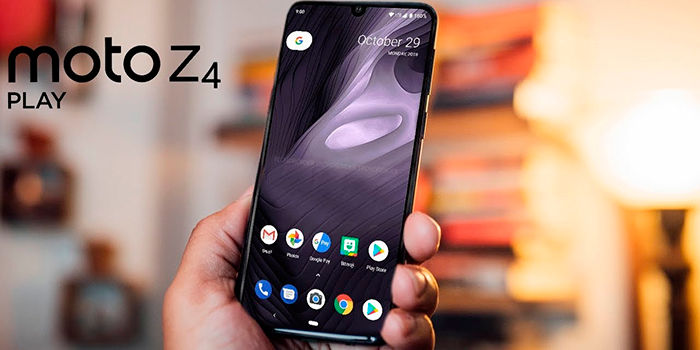 Moto Z4 Play especificaciones