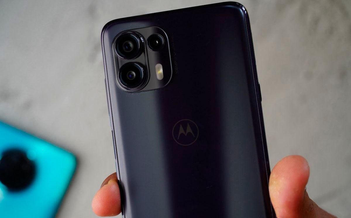 Motorola Edge 20 Fusion cámara