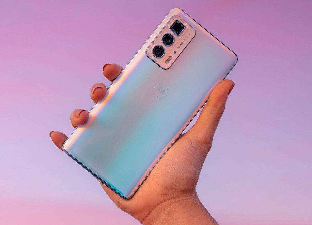 Motorola Edge 20 Pro potencia