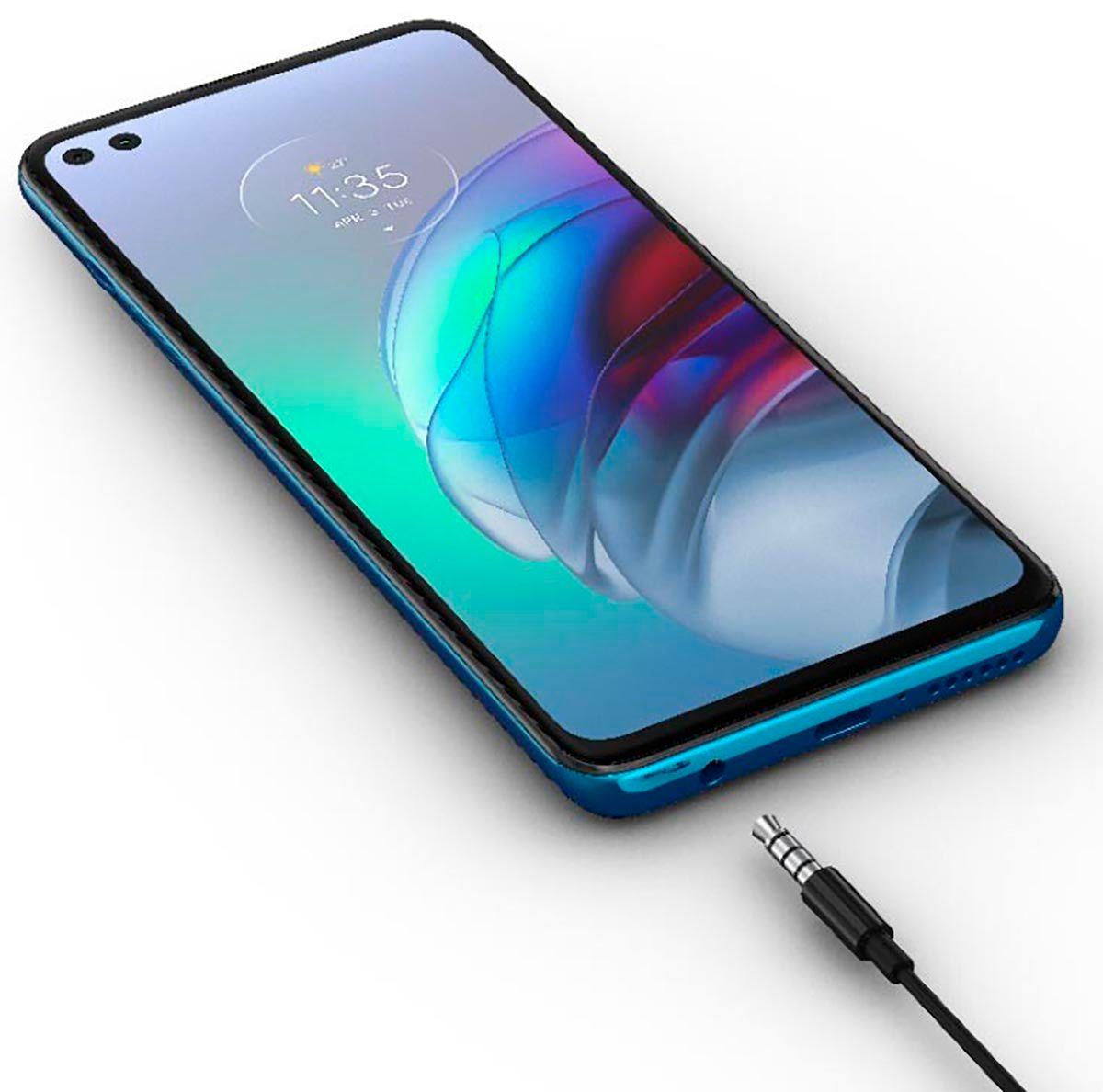 Motorola Moto G100 conectividad