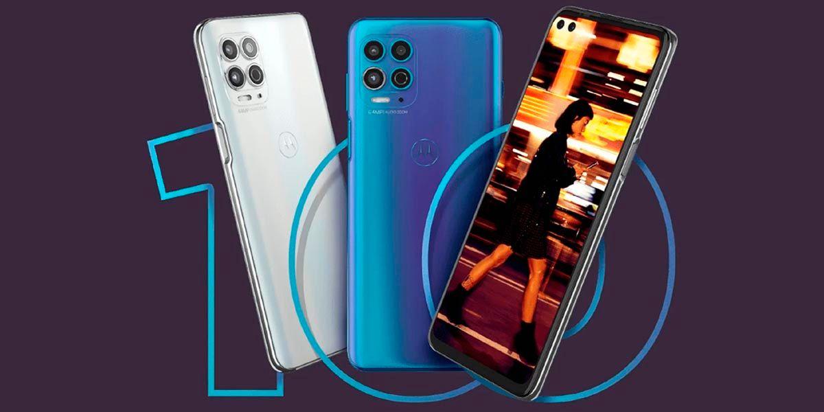 Motorola Moto G100 especificaciones y precio