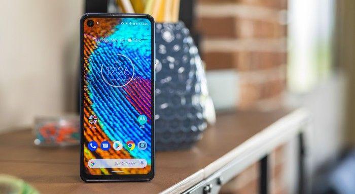 Motorola One Action nuevo gama media