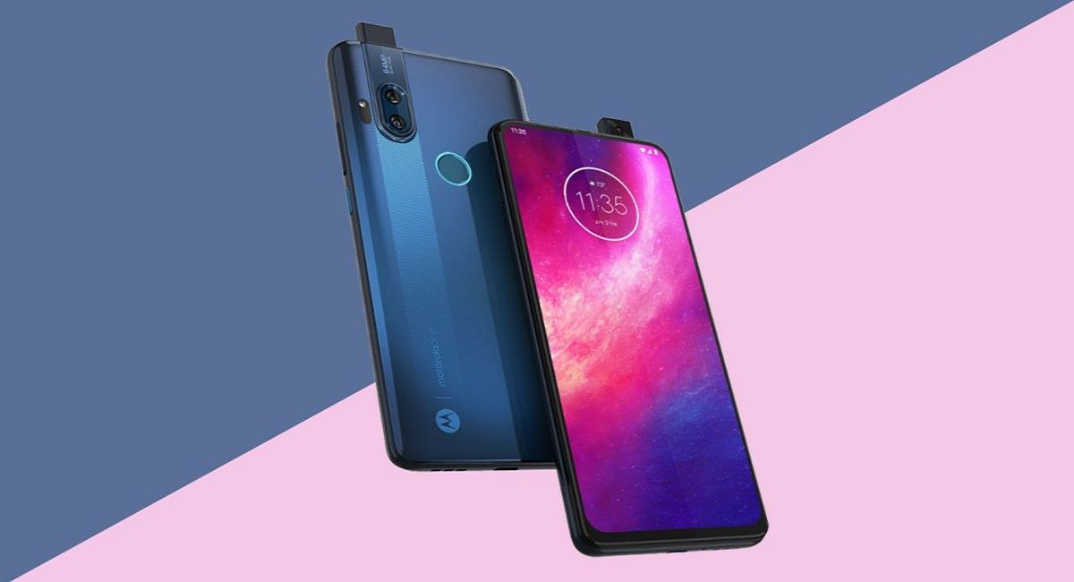 Motorola One Hyper Screen