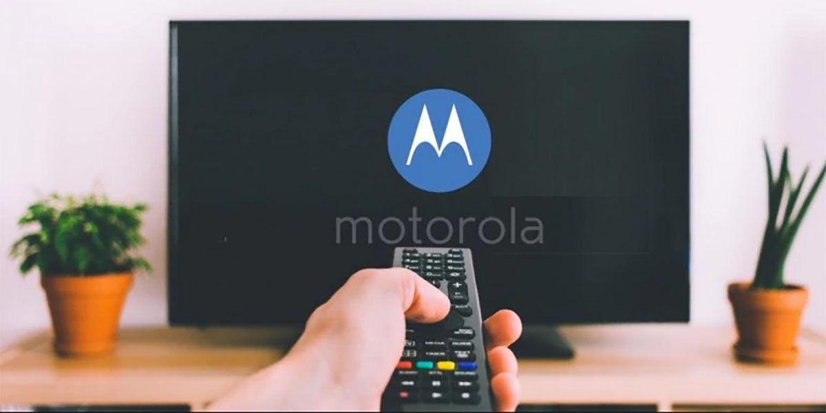Motorola podria lanzar un Smart TV con Android TV