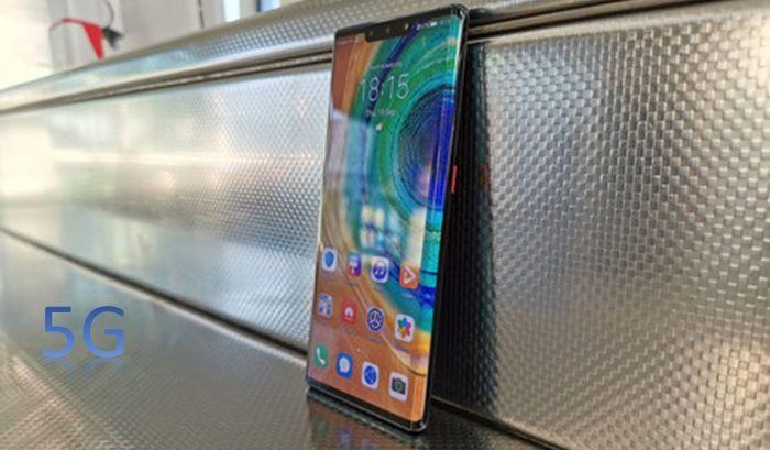Movil 5g de Huawei