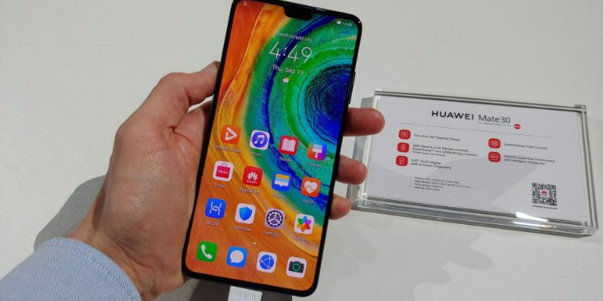 Movil Huawei