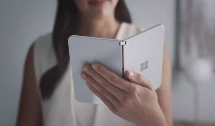 Movil Plegable Microsoft