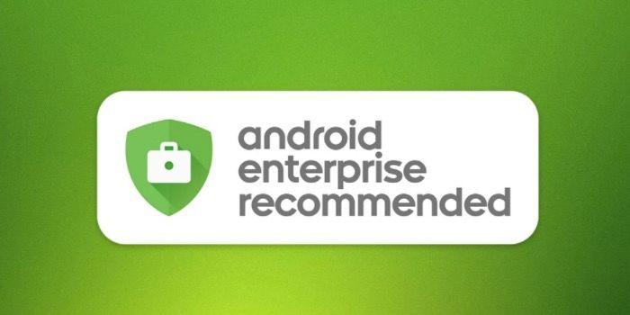 Móviles Android para empresas más seguros