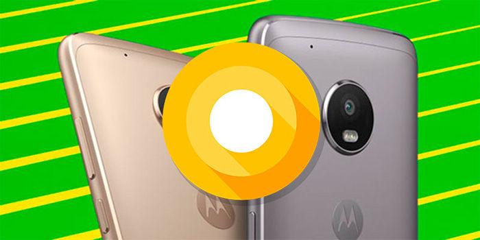 Moviles Motorola para el 2018