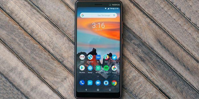 Móviles Nokia actualización Android 9.0 Pie