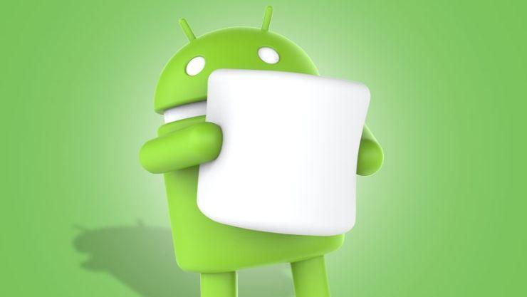 Móviles Oukitel con Android 6.0 Marshmallow
