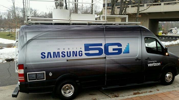 Móviles Samsung 5G