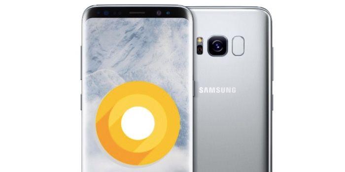 Móviles Samsung actualizarán a Android 8.0 Oreo a principios de 2018