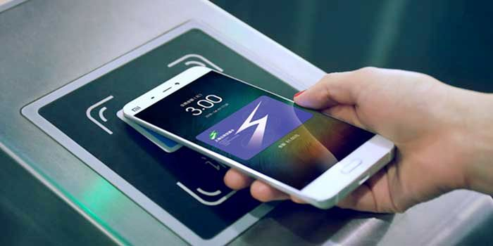 Móviles Xiaomi con NFC