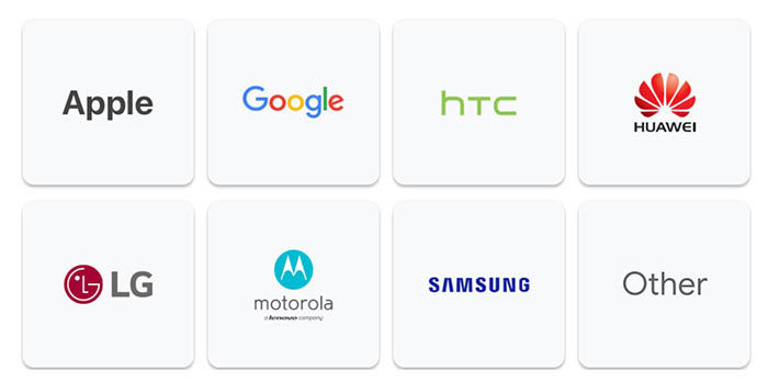 Móviles compatibles Google Fi