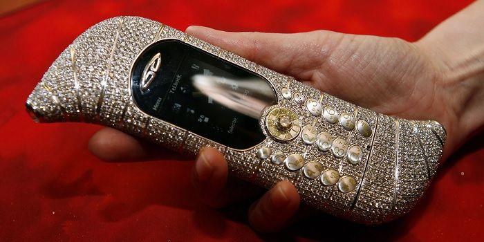 Móviles más caros y lujosos de la historia