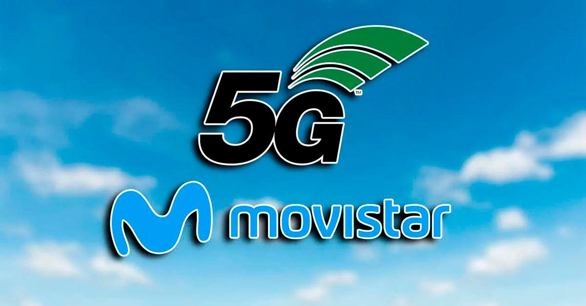 Movistar 5G España 2020