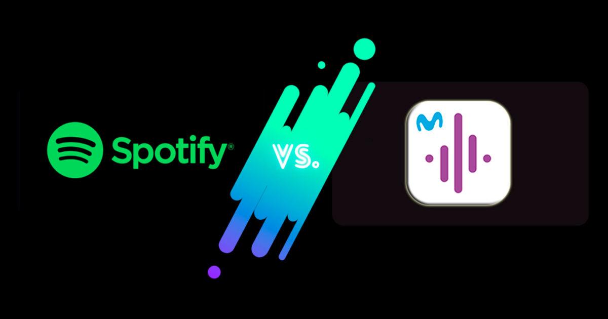 Movistar Música o Spotify cuál es la mejor opción para ti