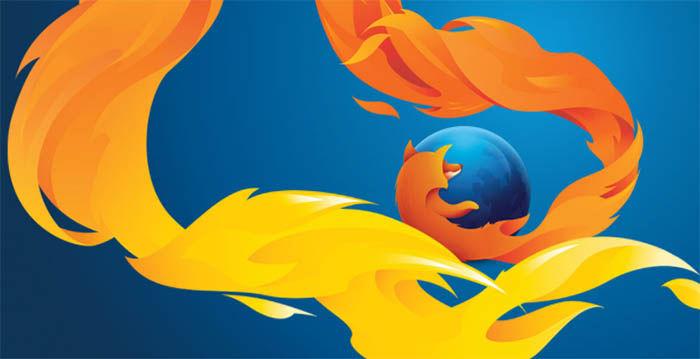 Mozilla Firefox 56