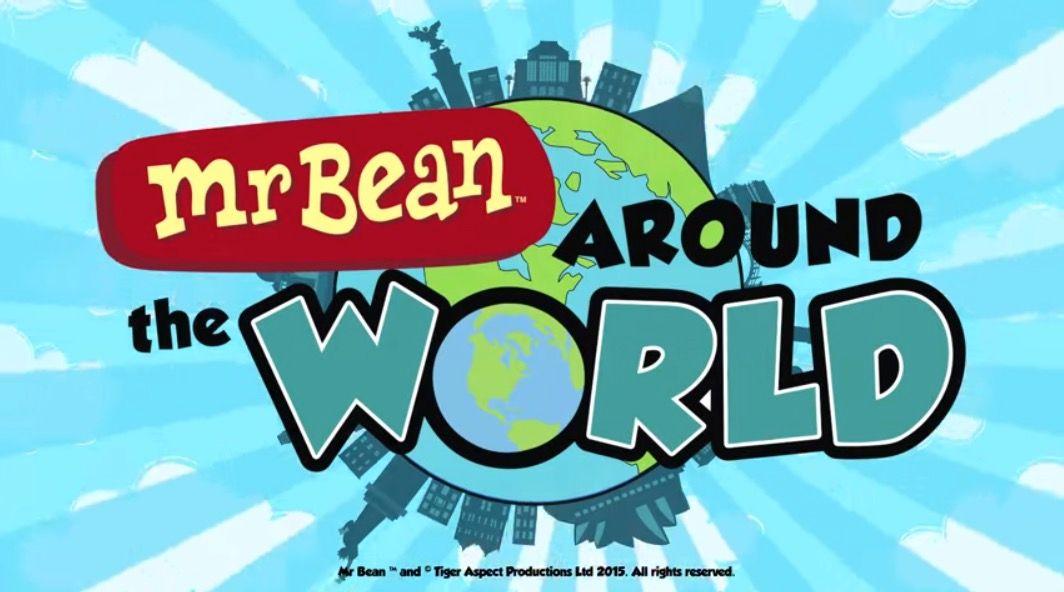 Mr Bean Alrededor del mundo