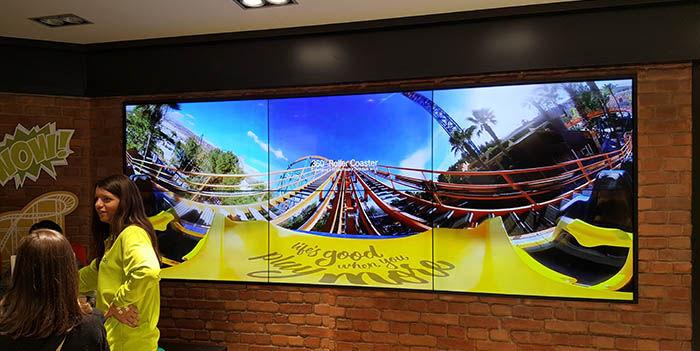 Muestra LG 360 VR