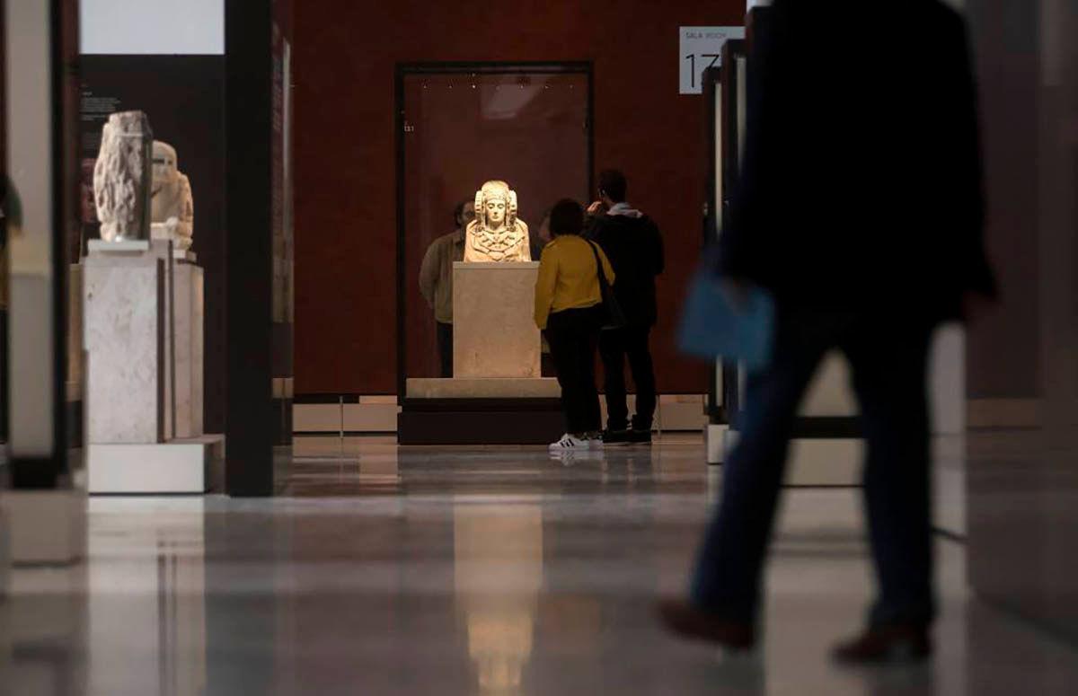 Museo Arqueologico Nacional espana online