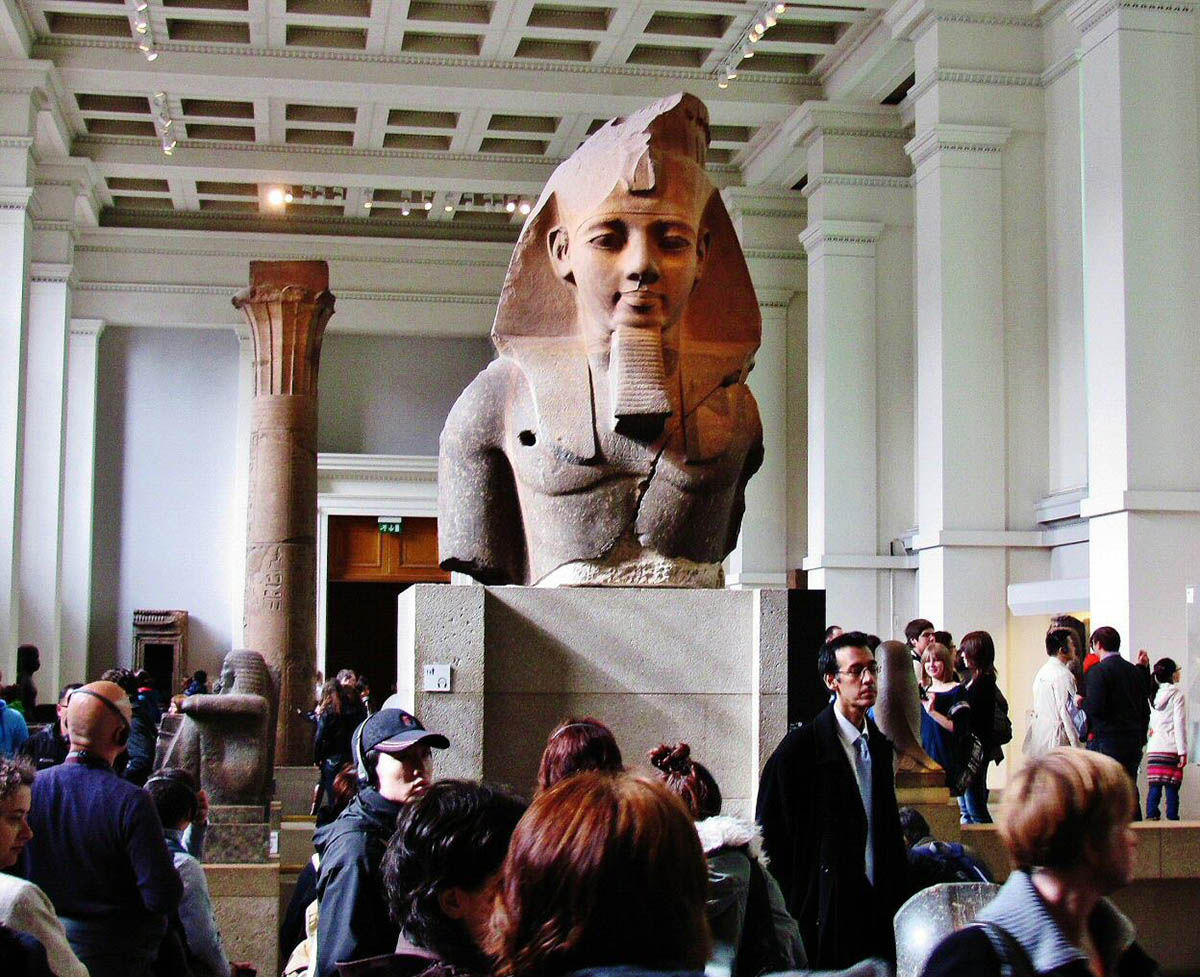 Museo Britanico online