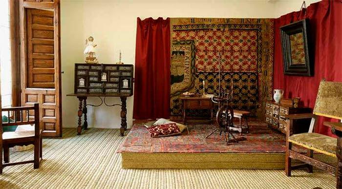 Museo Casa de Cervantes online