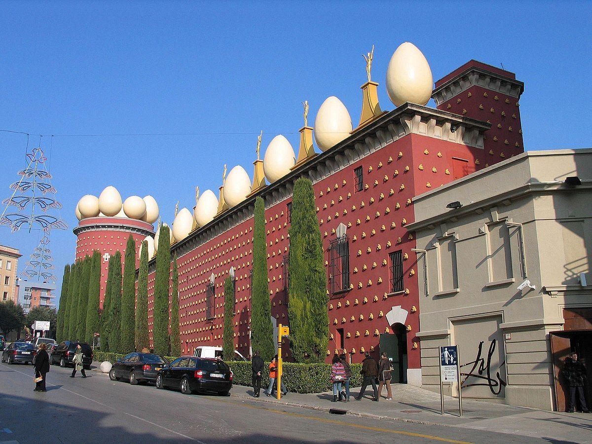 Museo Dali de Figueres online