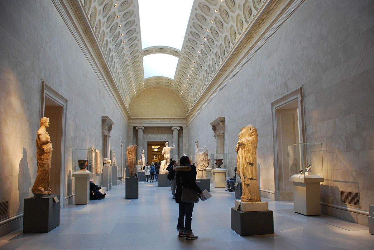 Museo Metropolitano de New York online