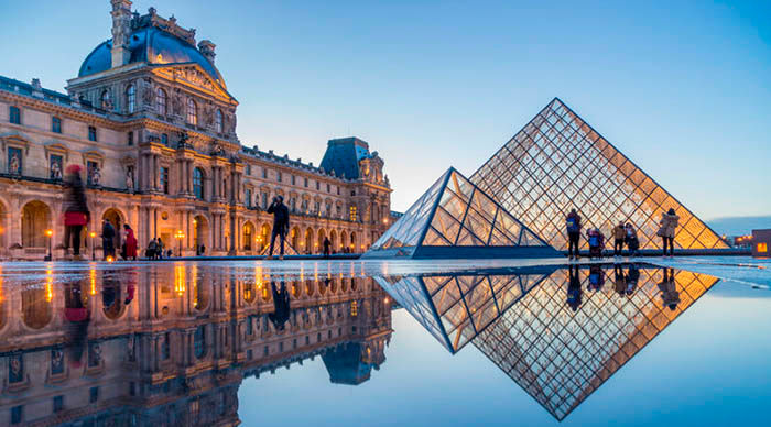 Museo de Louvre online
