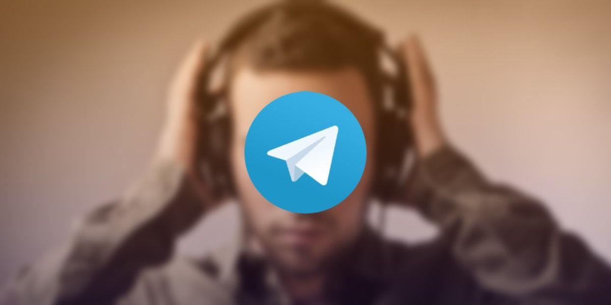 Música en Telegram