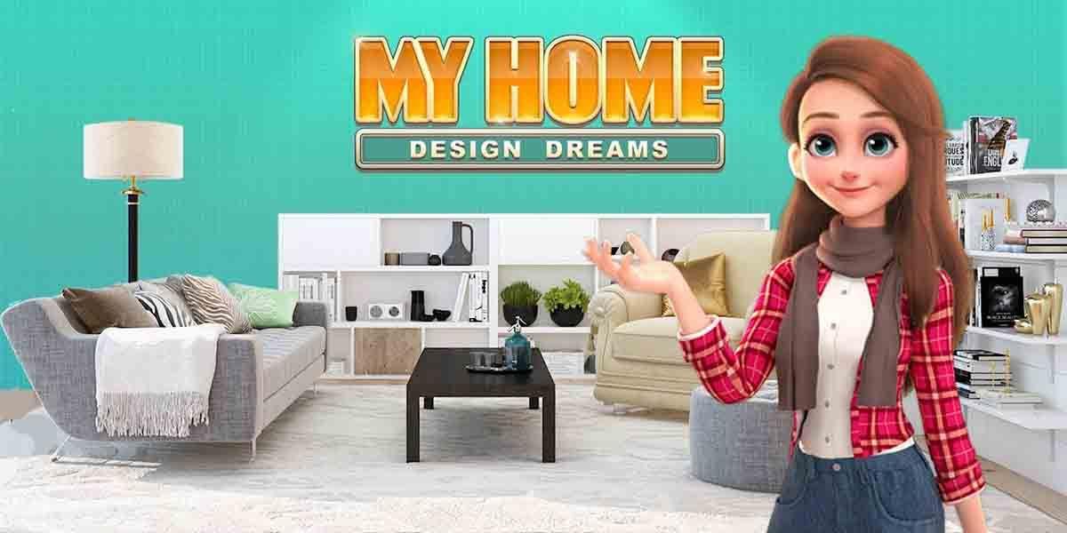 My Home Design juego decorar casas