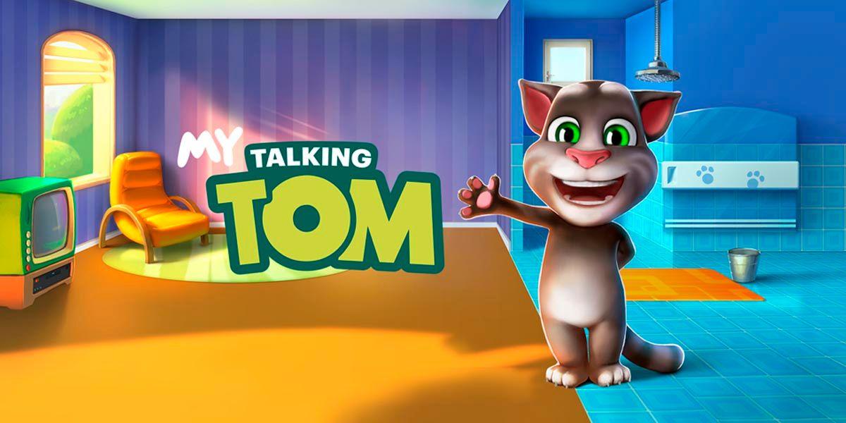 My Talking Tom gato que habla